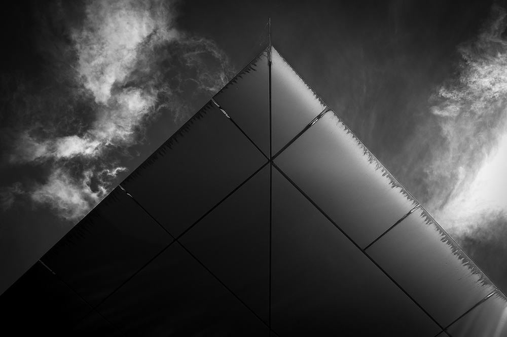 Christian Weltle,  Architecture Black & White with Fujifilm X100