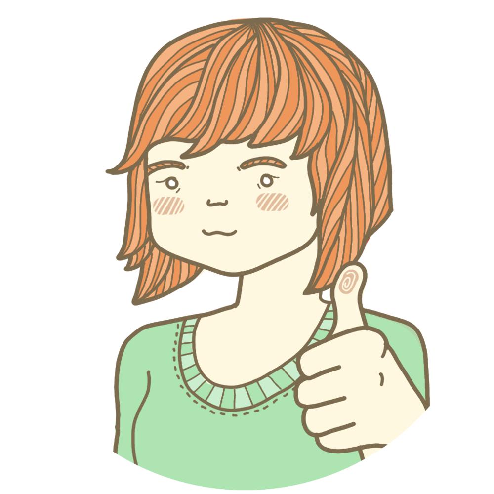 Frann Oh,  Practica con GIMP