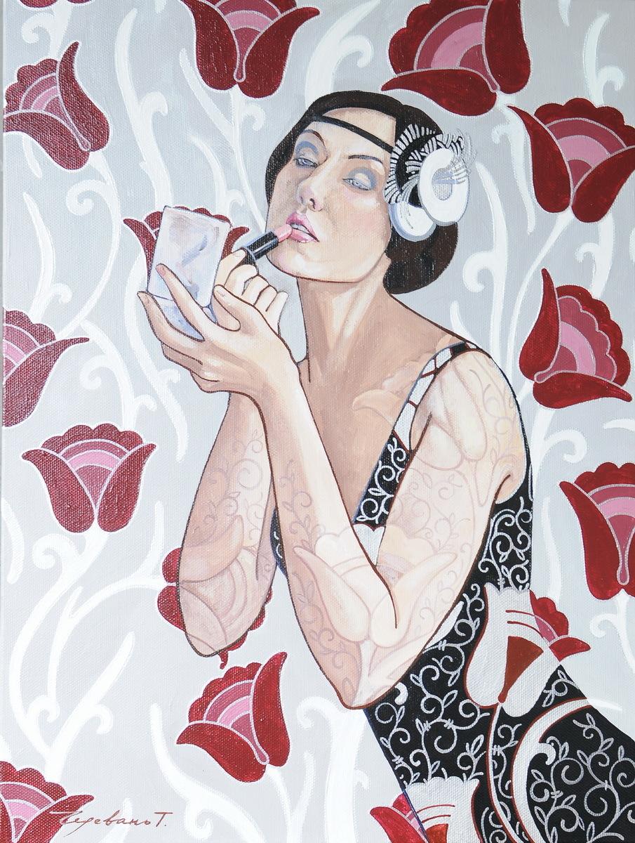 Tatiana Cherevan,  Women In My World