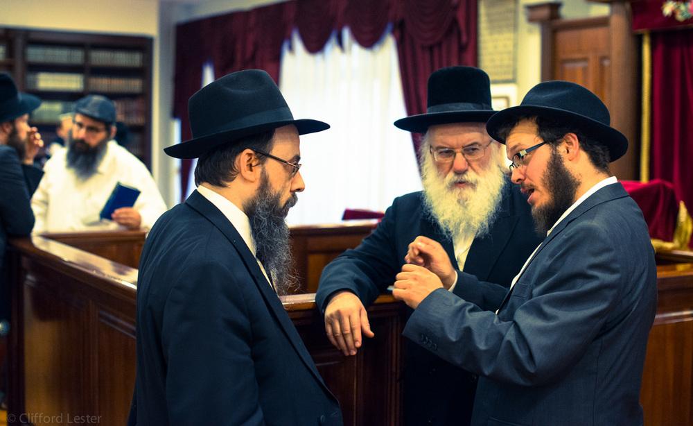 Conversation - Budapest Chabad
