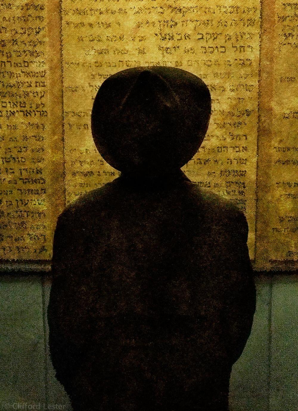 Facing the Wall - Jerusalem