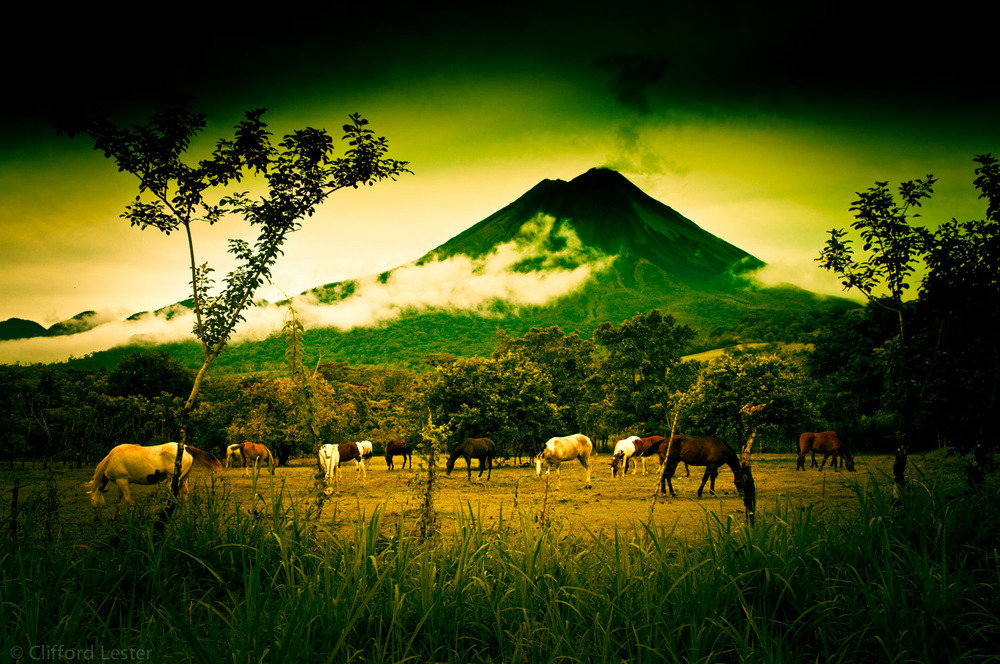 Mt. Arenal - Costa Rica