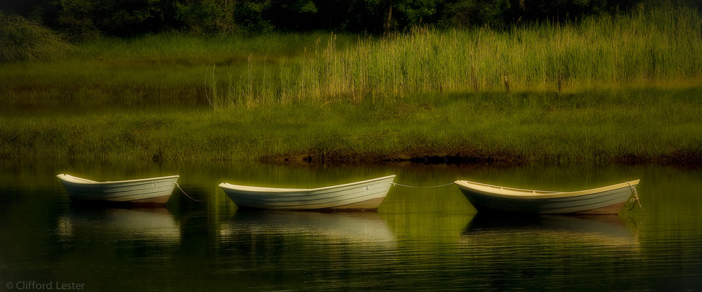 New England Boats