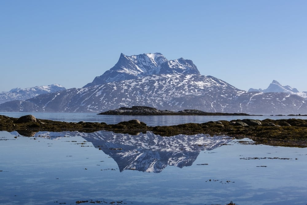 Nuuk, Greenland. Photographer:  Daniel Gurrola