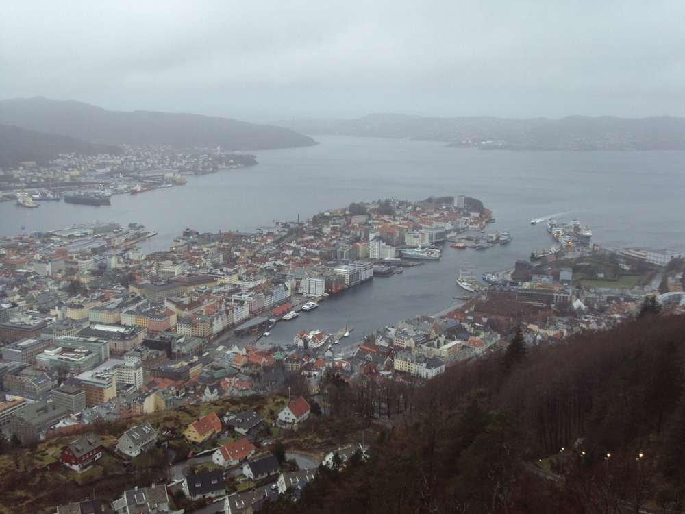A Guide to Bergen, Norway in Winter -