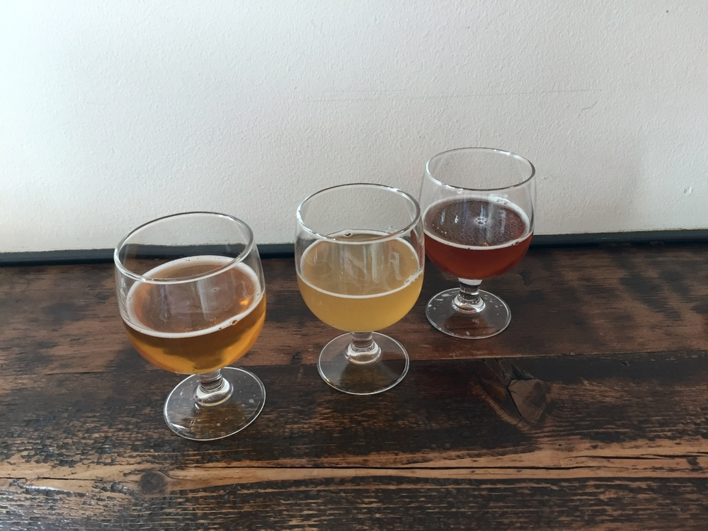 Beers at Great Divide