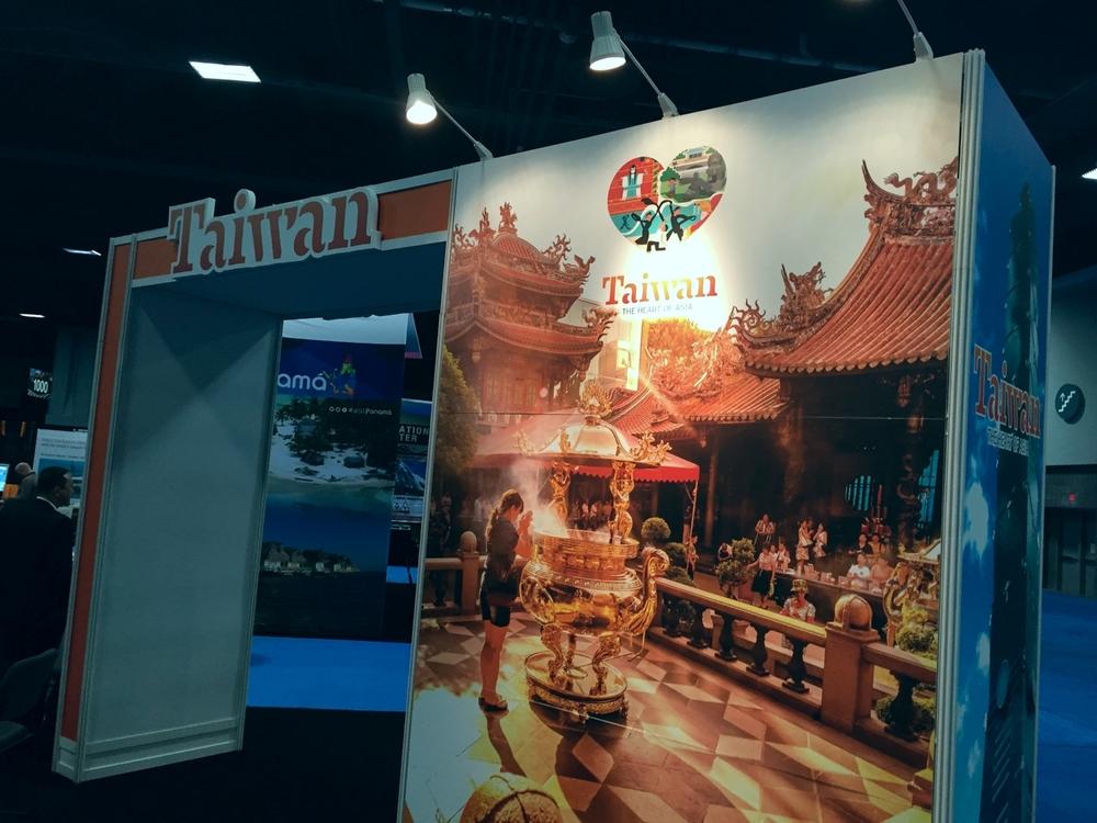 Taiwan Exhibit