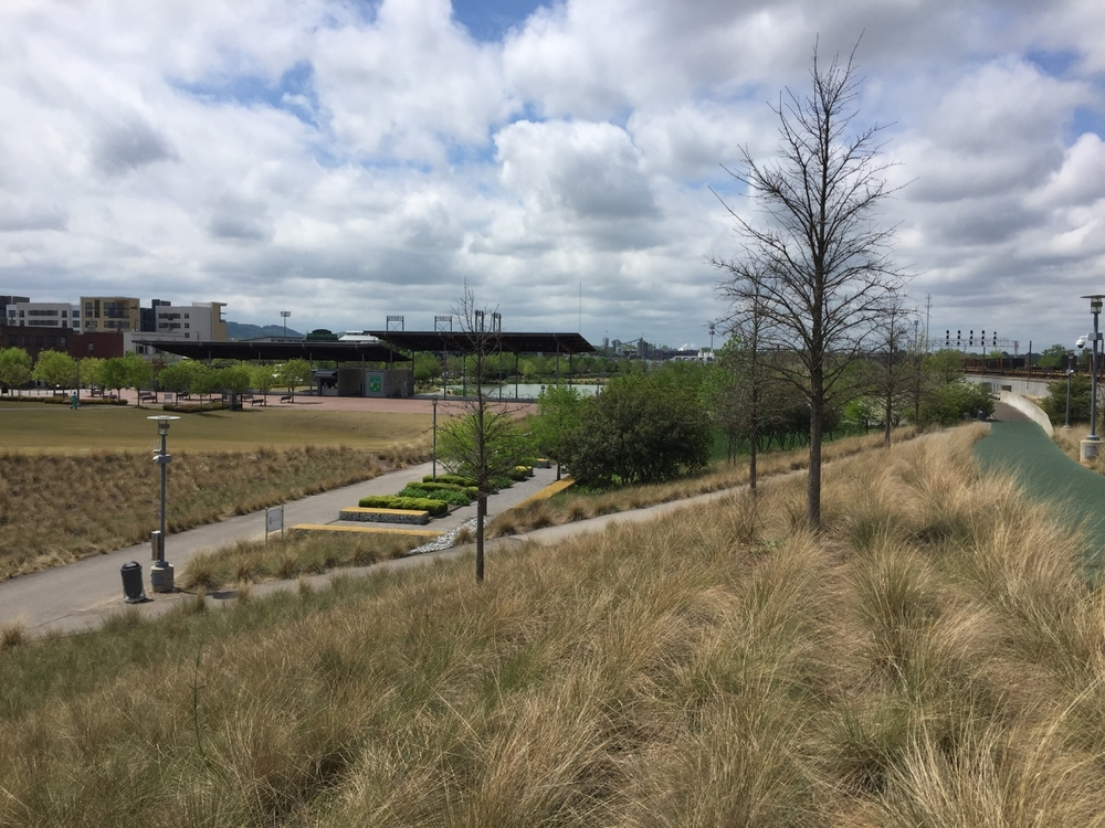 Railroad Park