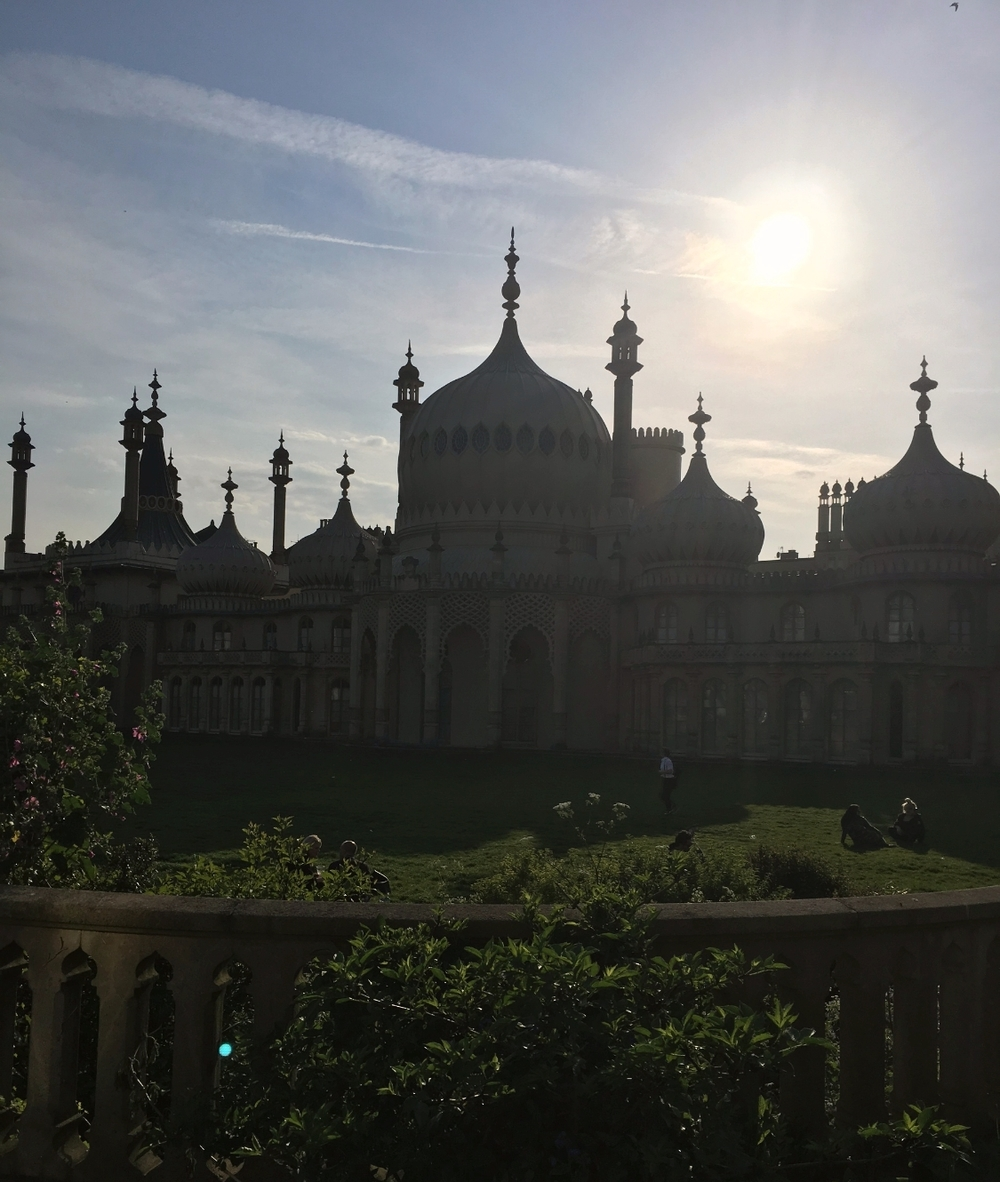 Photo by Christy of Brighton Pavilion