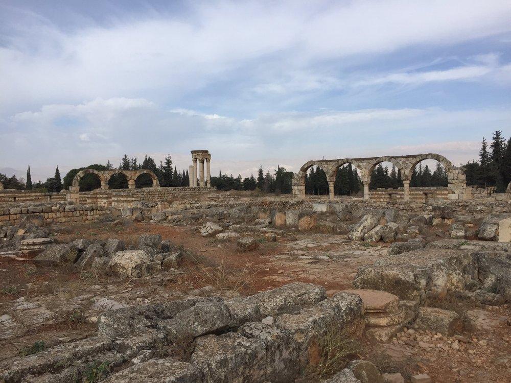 UNESCO World Heritage site Anjar