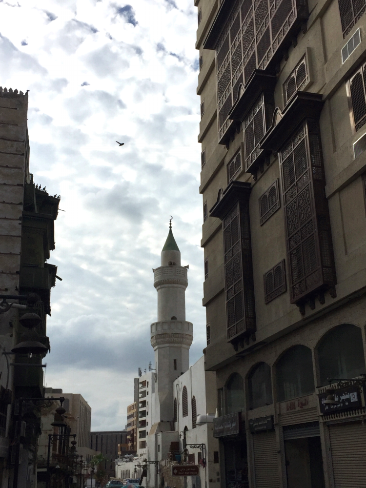 Mosque in Old Jeddah