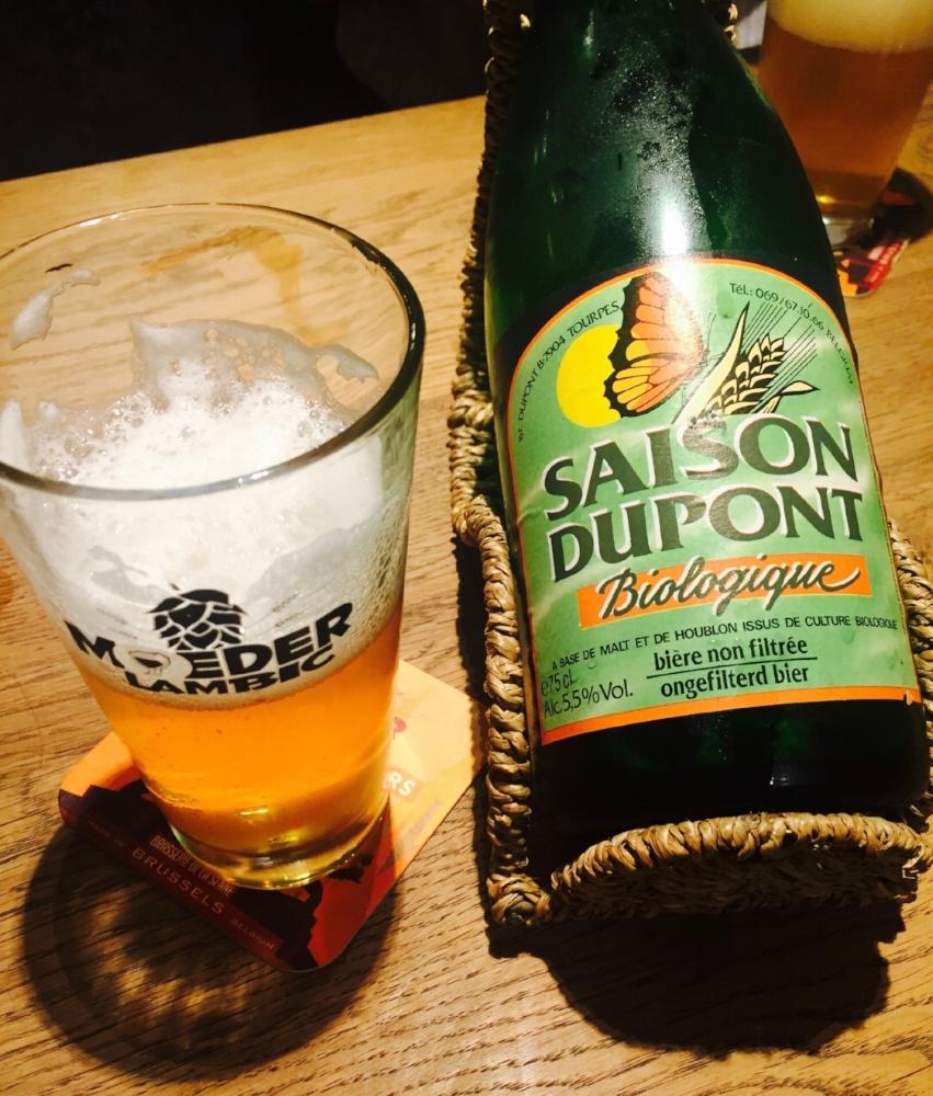 Delicious Belgian Beer