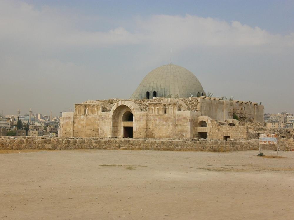 The Citadel in Amman