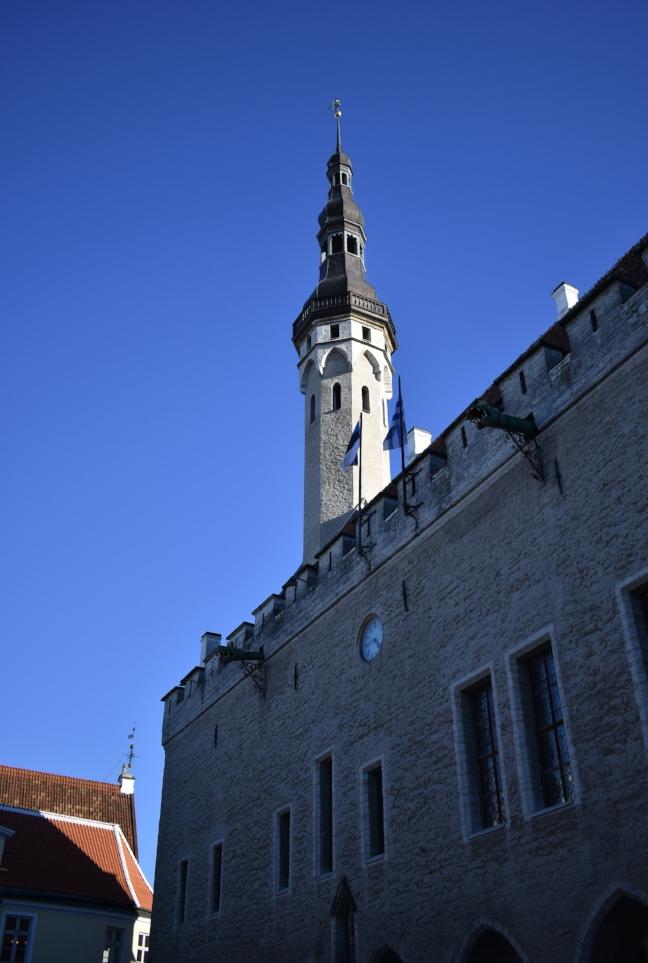 Old Town Square Tallinn