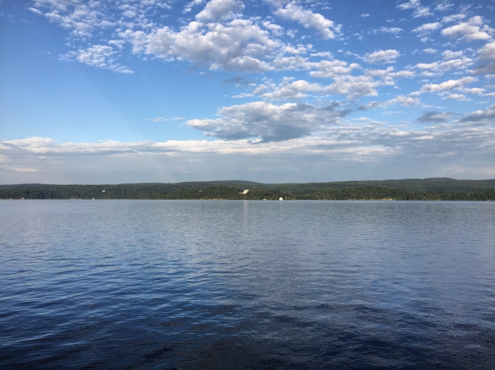 Lake Memphremagog Quebec, Canada