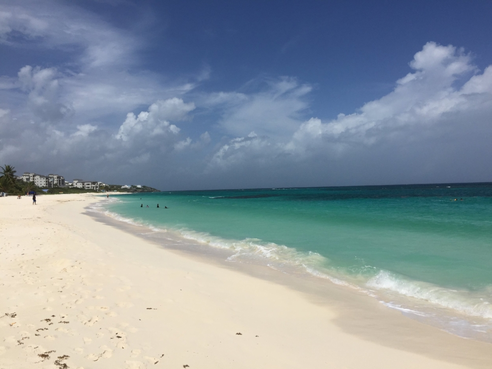 Another beautiful day in Anguilla.