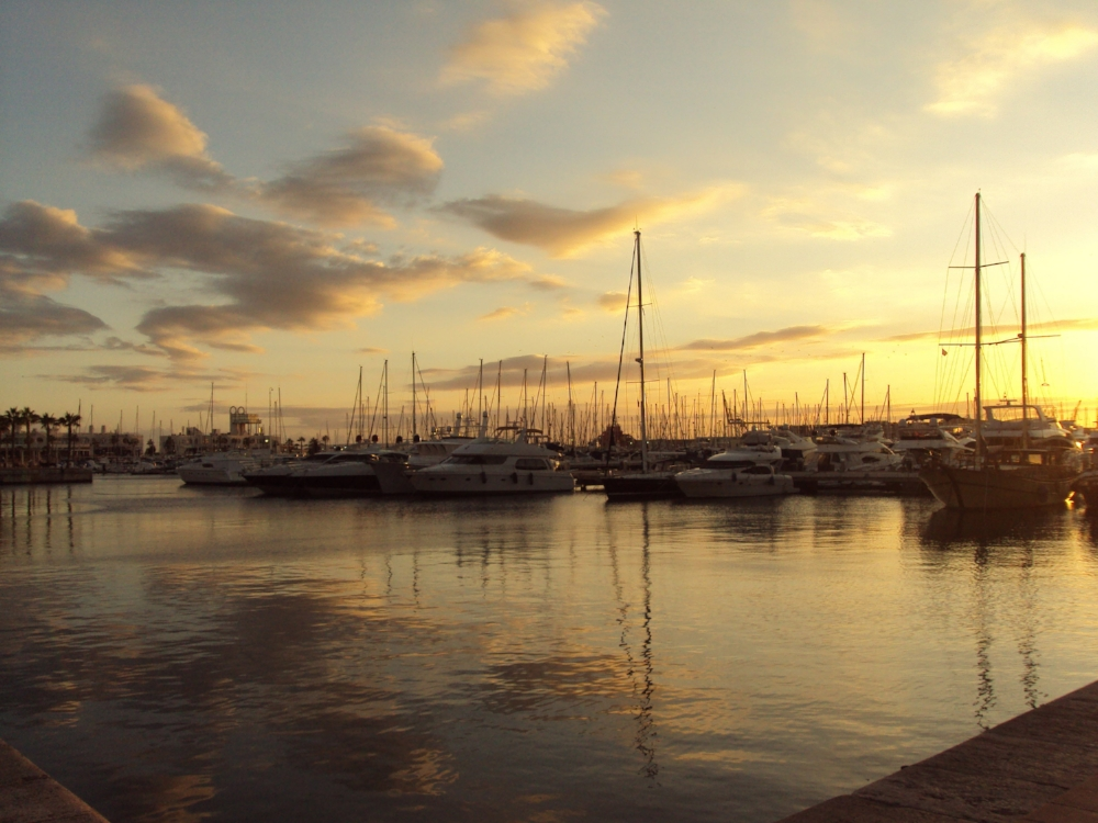 Alicante, Spain in the low season