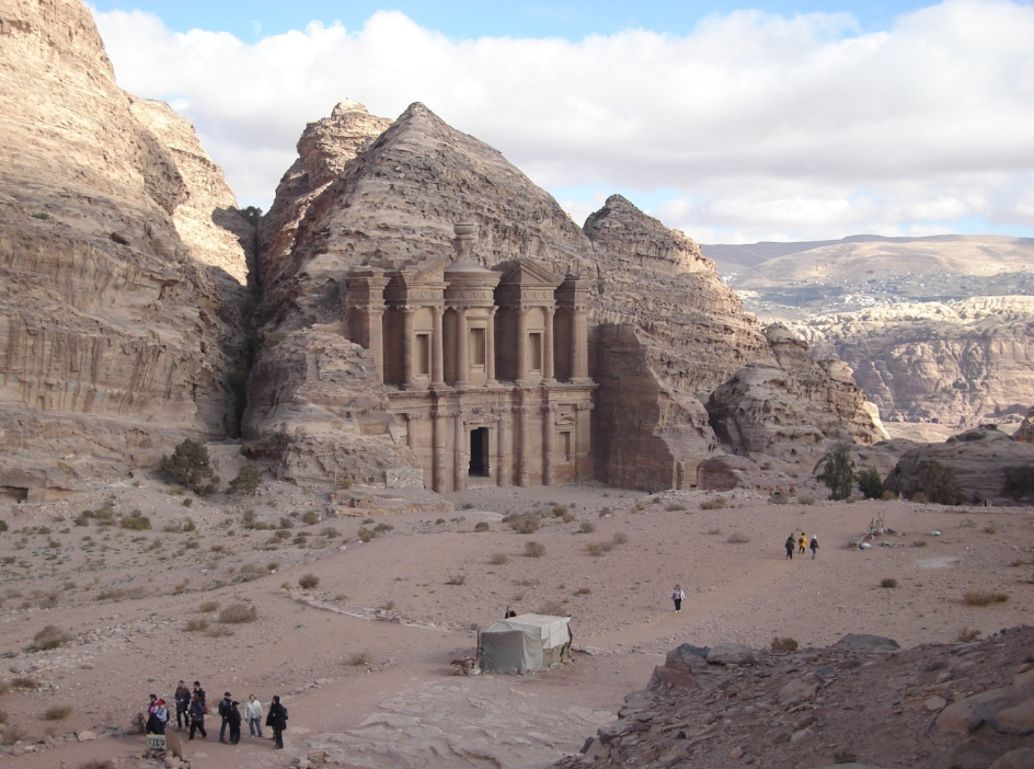 One of Jordan's most famous sites is also home to some of its best Airbnbs