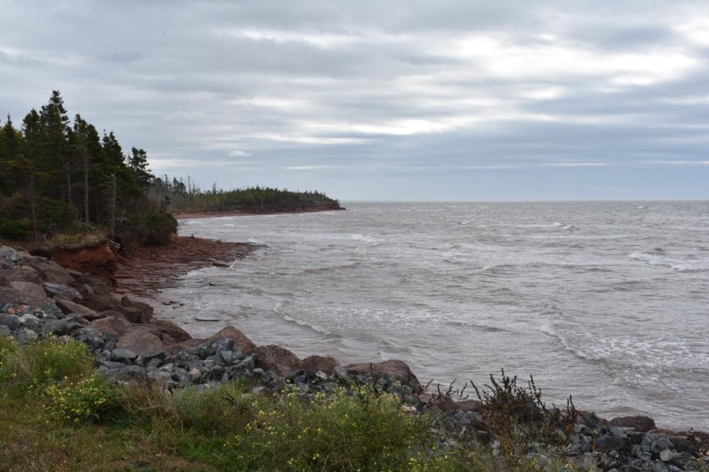 Prince Edward Island's Coastline