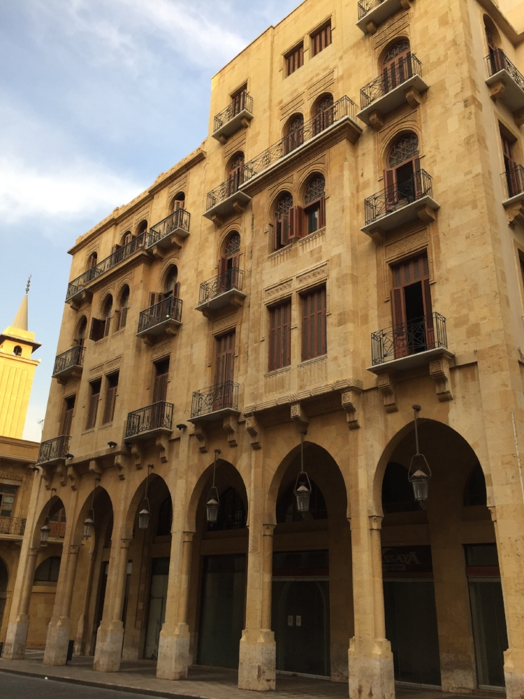 Four Days in Hip and Historic Beirut -