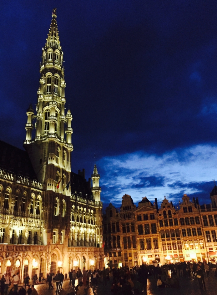 Three Days in Brussels, Belgium -