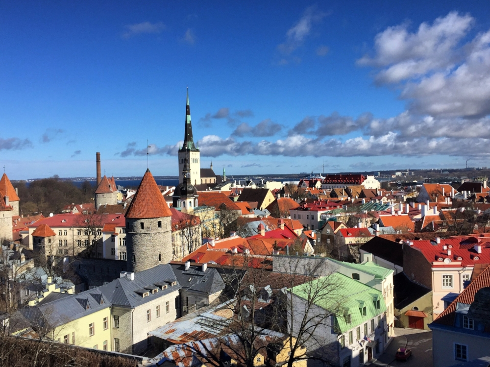 Two Fantastic Days in Tallinn, Estonia -