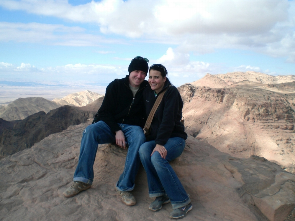 Petra, Jordan 2007