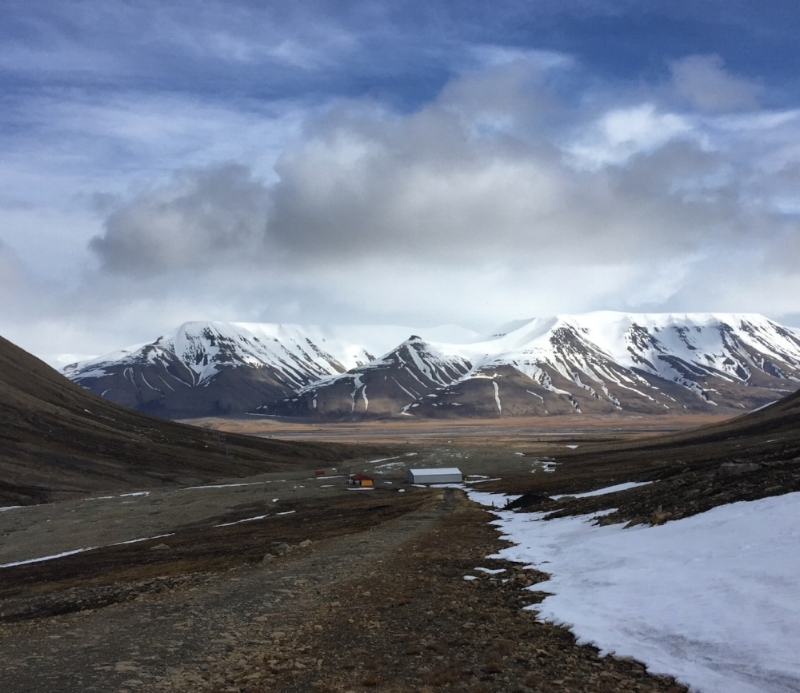 Svalbard,Arctic Circle