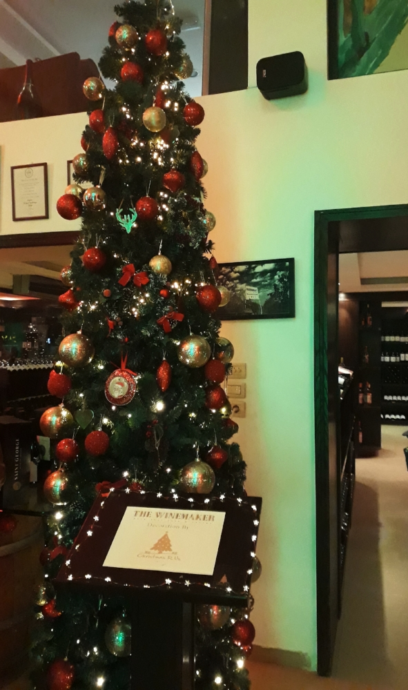christmas at the winemaker amman jordan