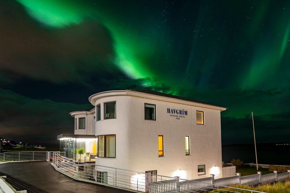 Photo credit:  Hotel Havgrim