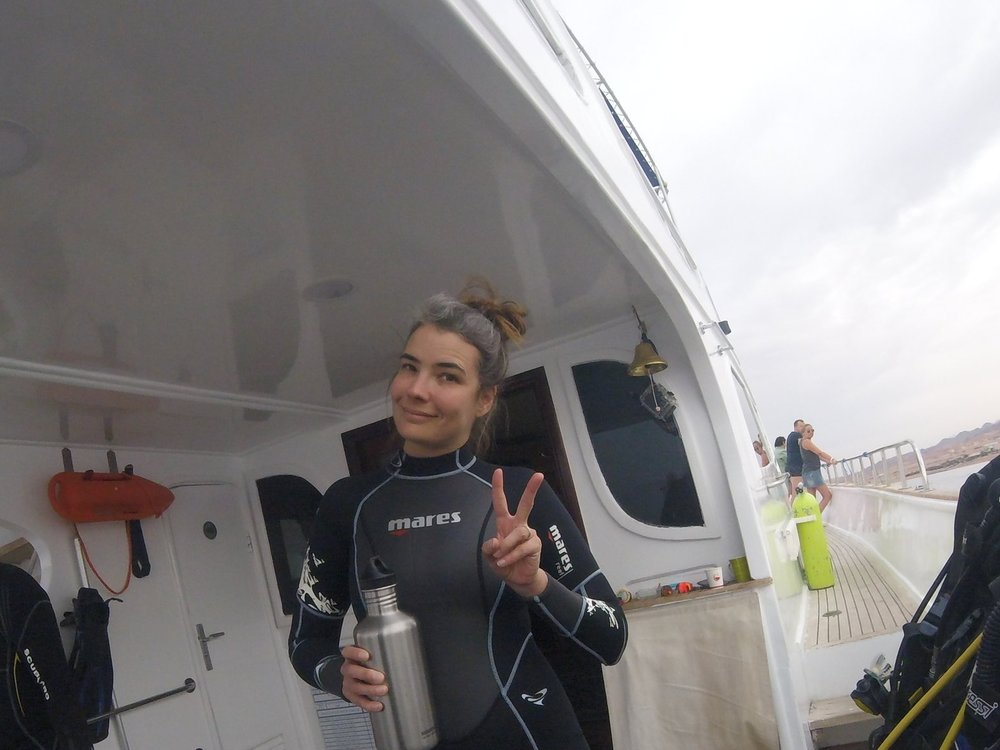 Can't wait for our next dive!