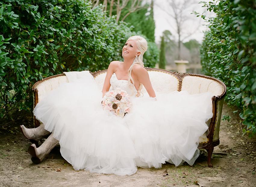 East Texas Bridal Photographers