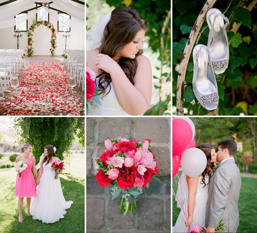 Tankersly Gardens Mt Pleasant Texas Wedding