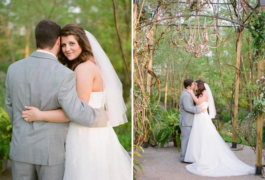 Tankersly Gardens Wedding Photography Texas