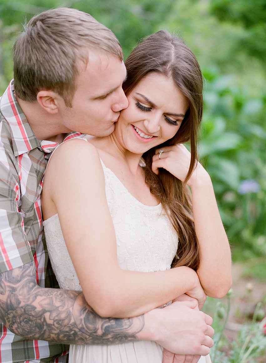 East Texas Engagement Photography in Athens