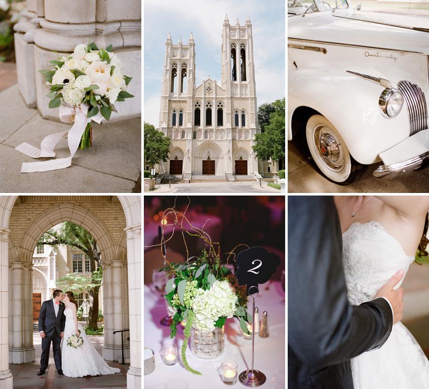 Fort.Worth.Texas.Methodist.Church.Wedding.