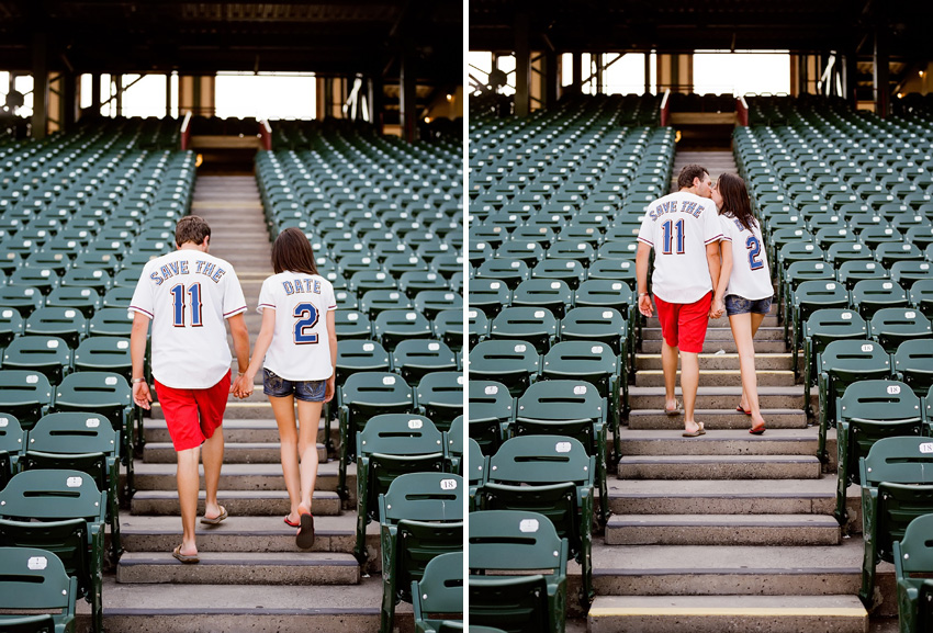Texas.Rangers.Stadium.Save.the.Date.Engagement.