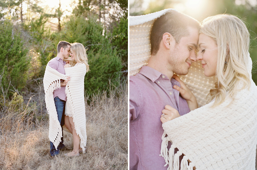 Houston Texas Engagement Photography - by Krystle Akin