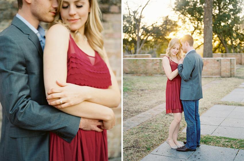 Houston Texas Engagement Photography - by Krystle Akin Fine Art Wedding Photographer