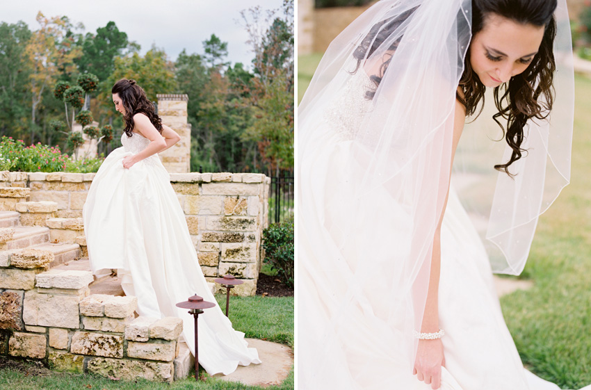 Tyler Texas Bridal Wedding Photography