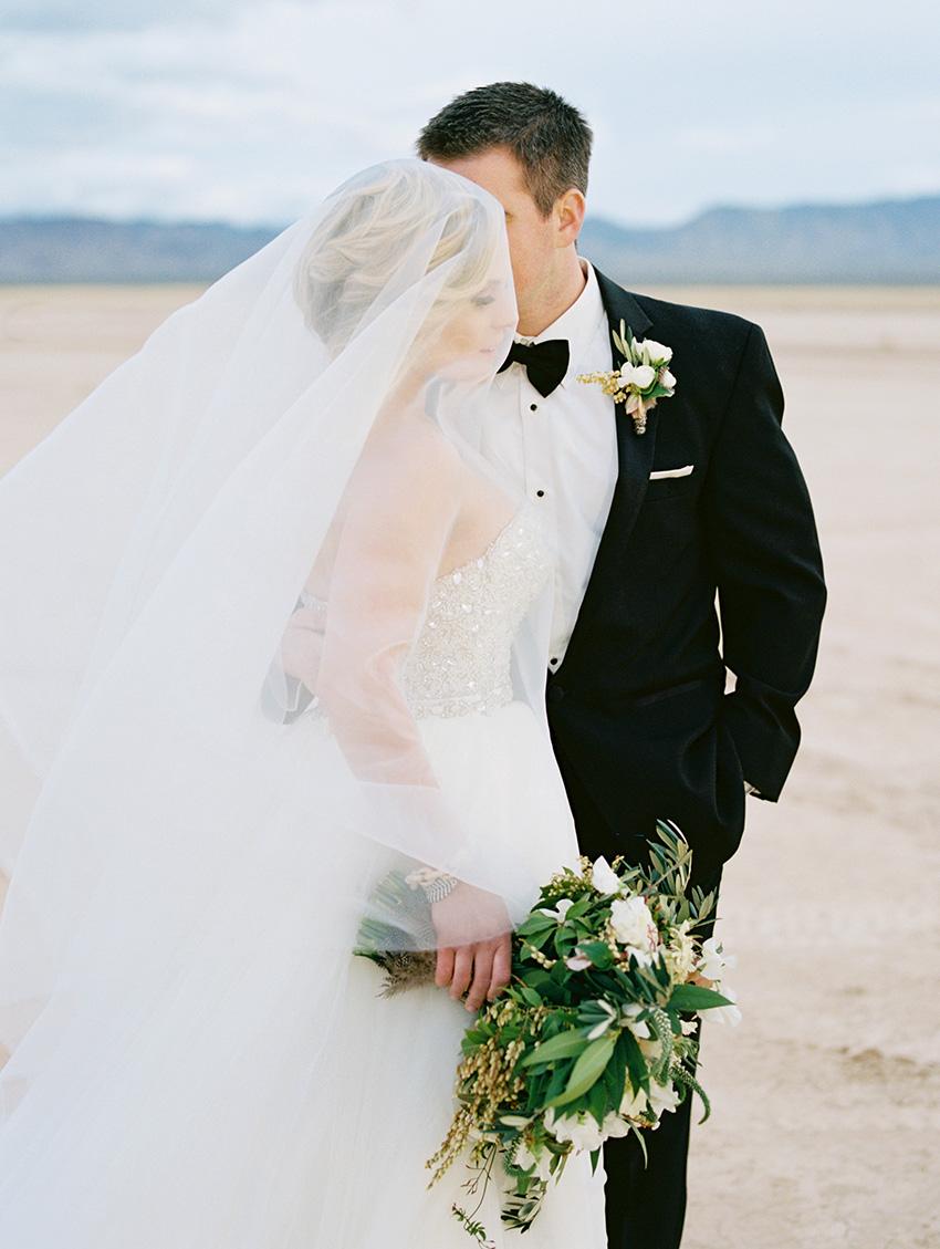 Las Vegas Nevada Fine Art Wedding Photography by Krystle Akin