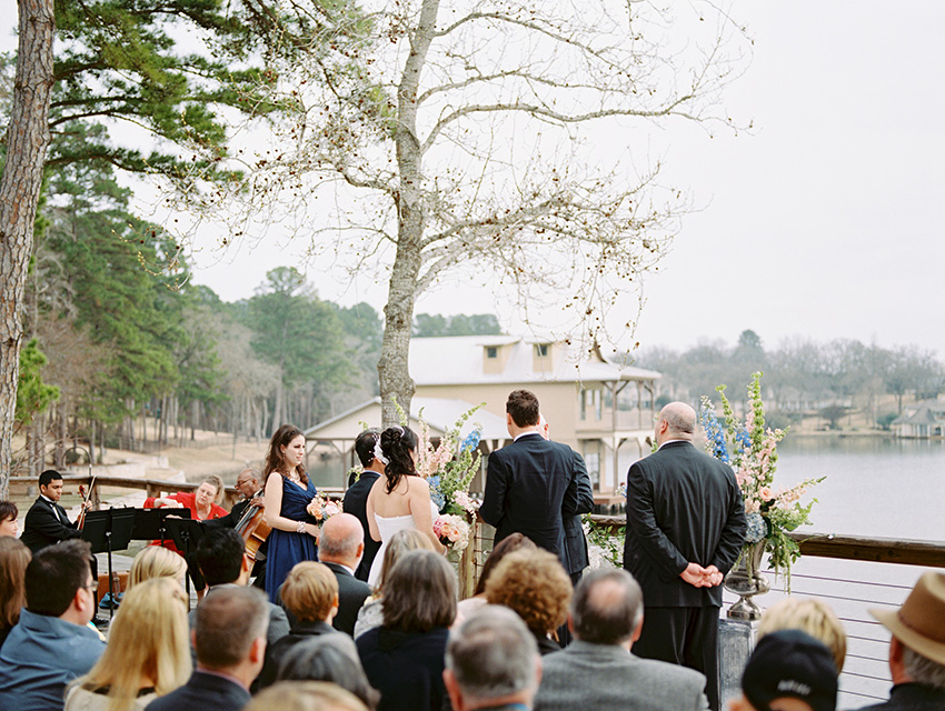 Lake Tyler Texas Petroleum Club Wedding - Krystle Akin