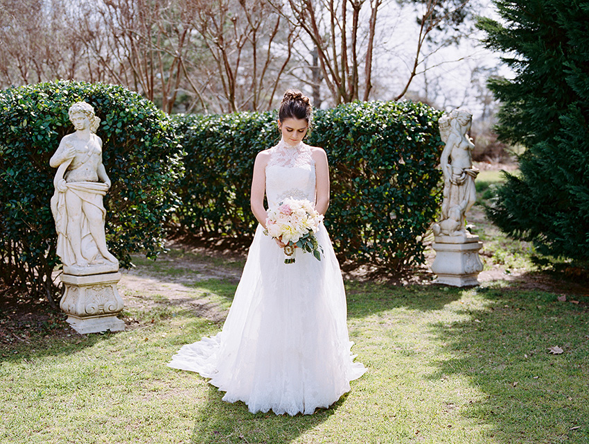 Elmwood Gardens Palestine Texas Wedding Photography - by Krystle Akin