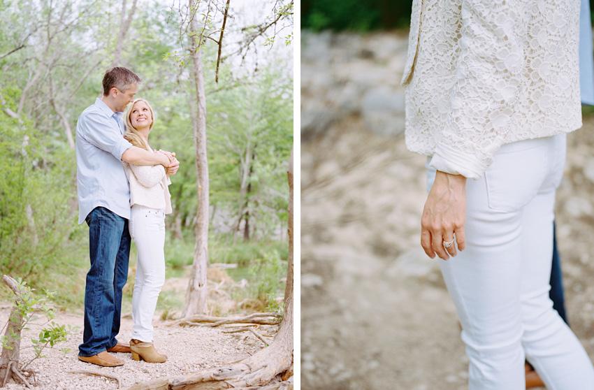canyon.lake.engagement.photography
