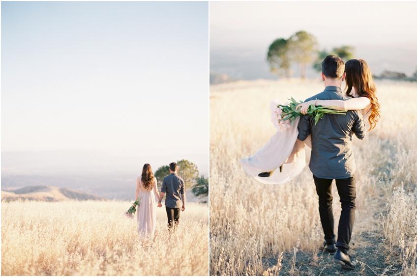 Santa Ynez California Film Session by Krystle Akin - A Fine Art Wedding Photographer