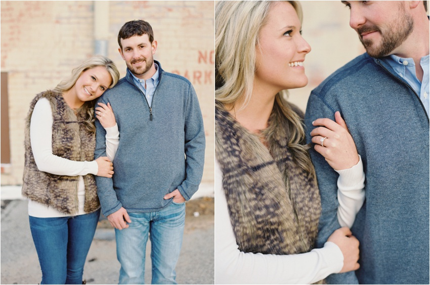 Tyler Texas Engagement Photography- By Krystle Akin - Fine Art Film Wedding Photographer
