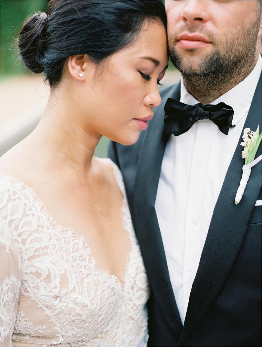 Rothko Chapel Houston Texas Wedding Photography - by Krystle Akin | A Fine Art Wedding Photographer