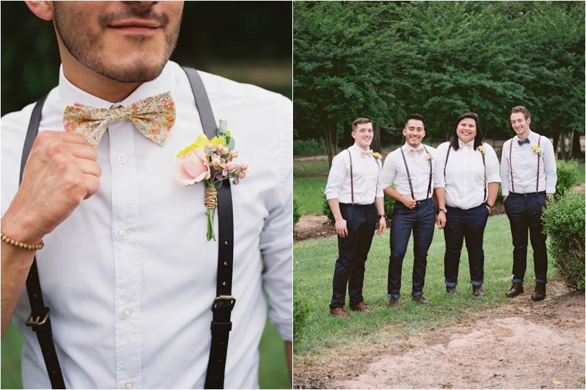 Elmwood Gardens Palestine Texas Wedding - by Krystle Akin - A Fine Art Film Wedding Photographer