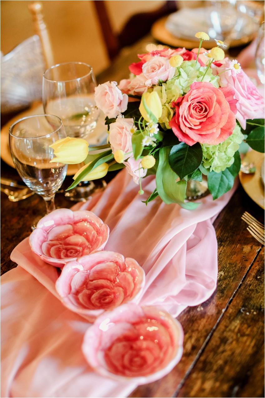 La Tee Da Flowers in Tyler Texas - by Krystle Akin - A Fine Art Wedding Photographer