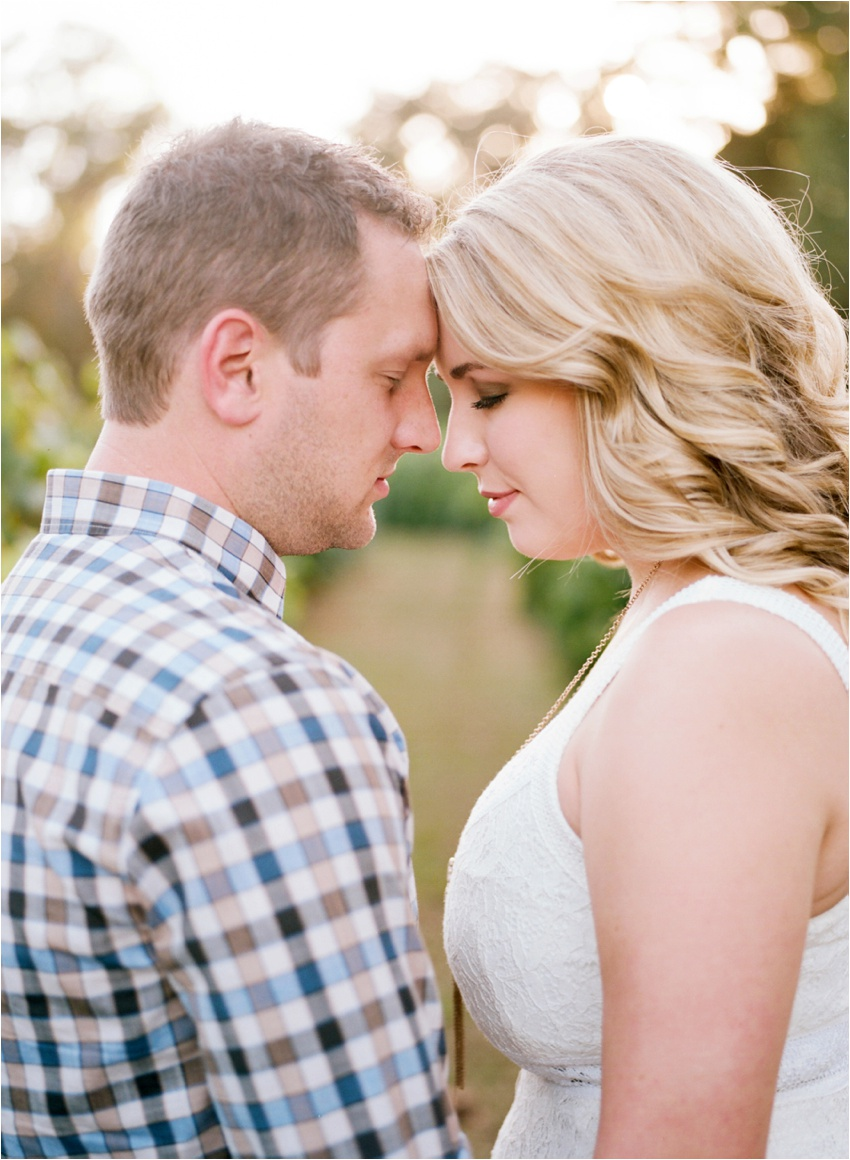 Tyler Texas Engagement Photography - By Krystle Akin - Keipersol Winery Bullard Texas Engagement